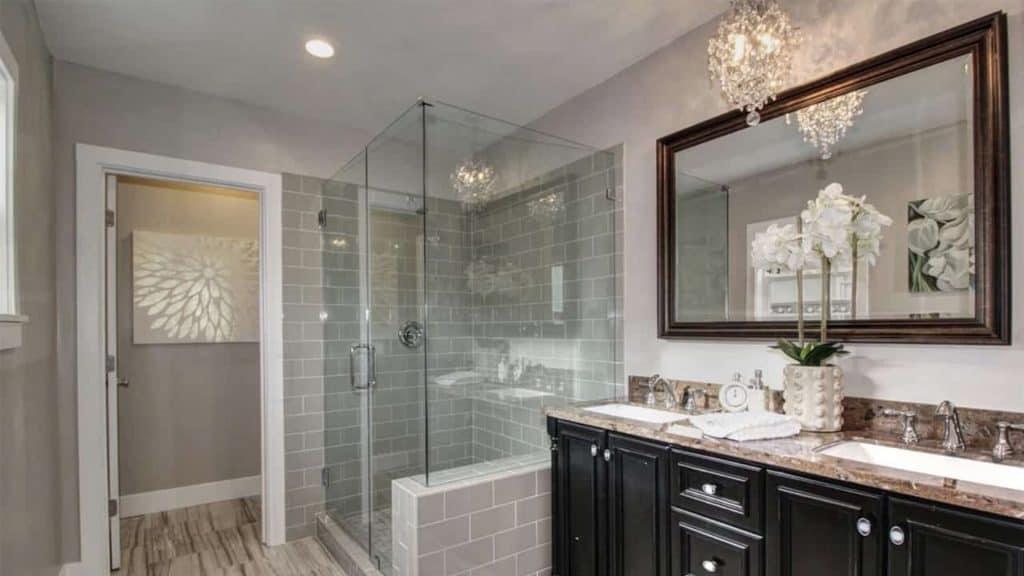 Modern Bathroom Remodeling