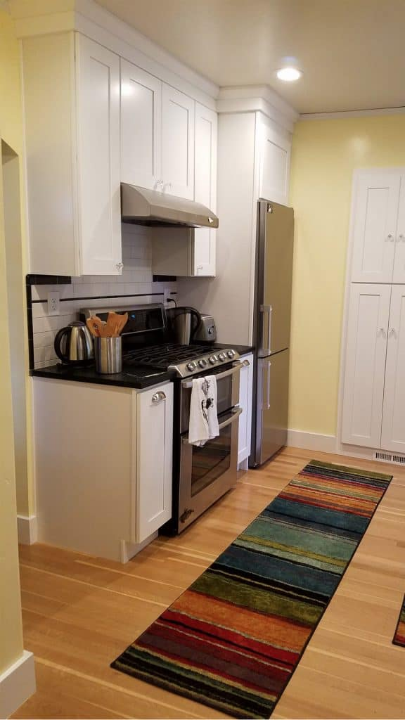 Traditional Small Kitchen Remodel